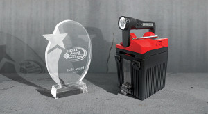 MagPowerSystems' won the Gold Award for its PS 900 in its Industrial Electronics category.